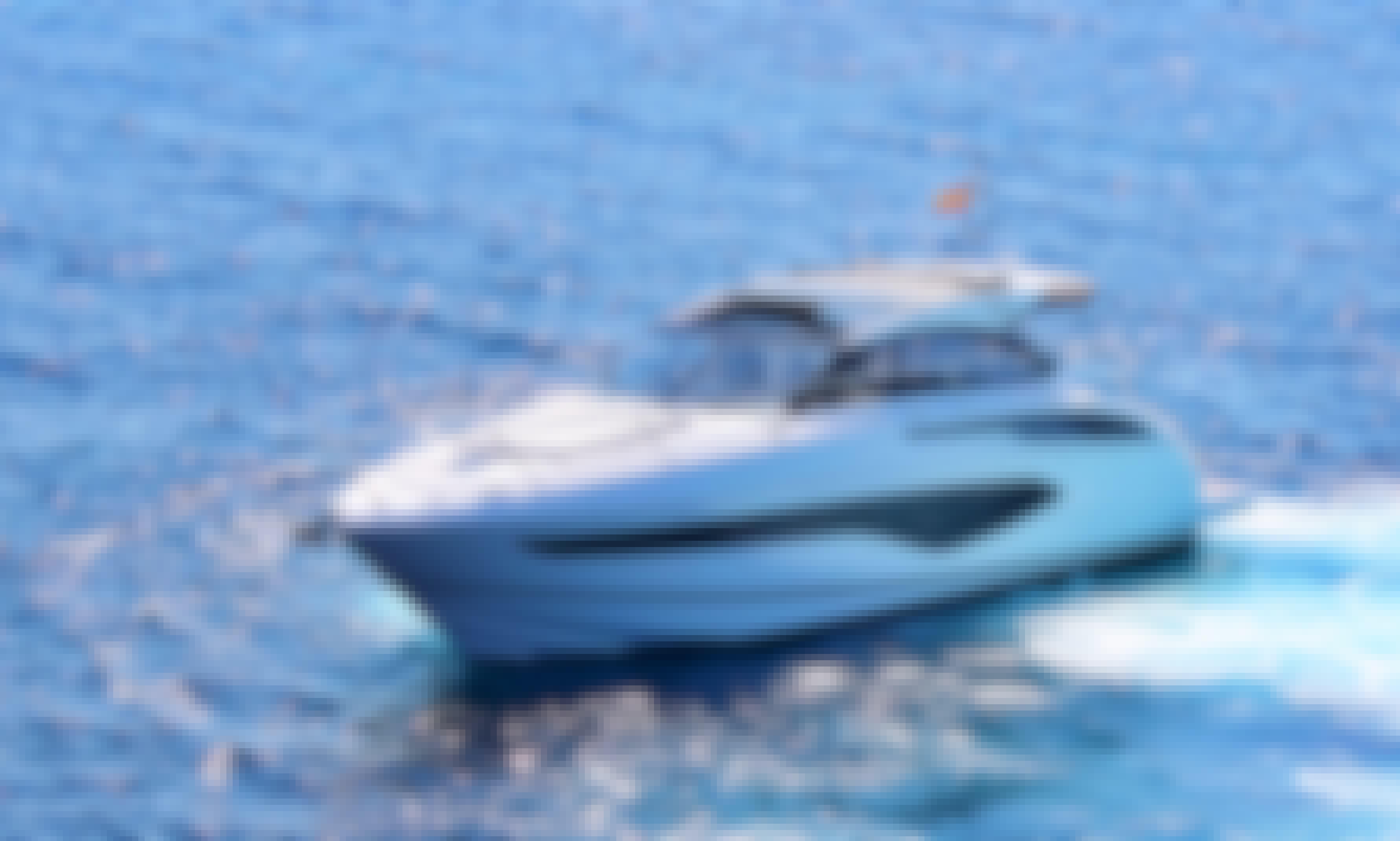 Princess v50 Motor Yacht Rental in Ibiza, Spain