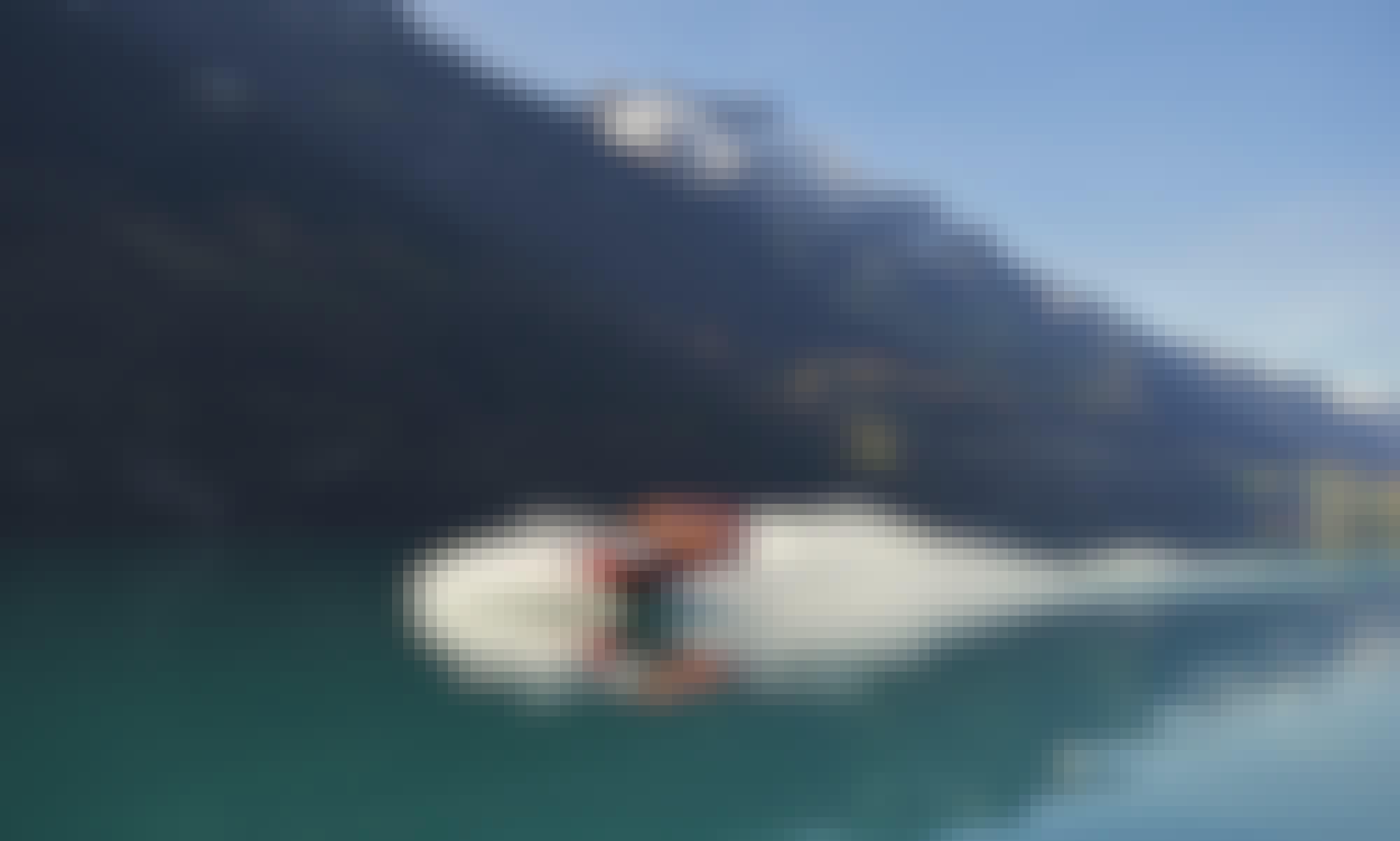 JETBOAT Scenic Rides on Lake Brienz