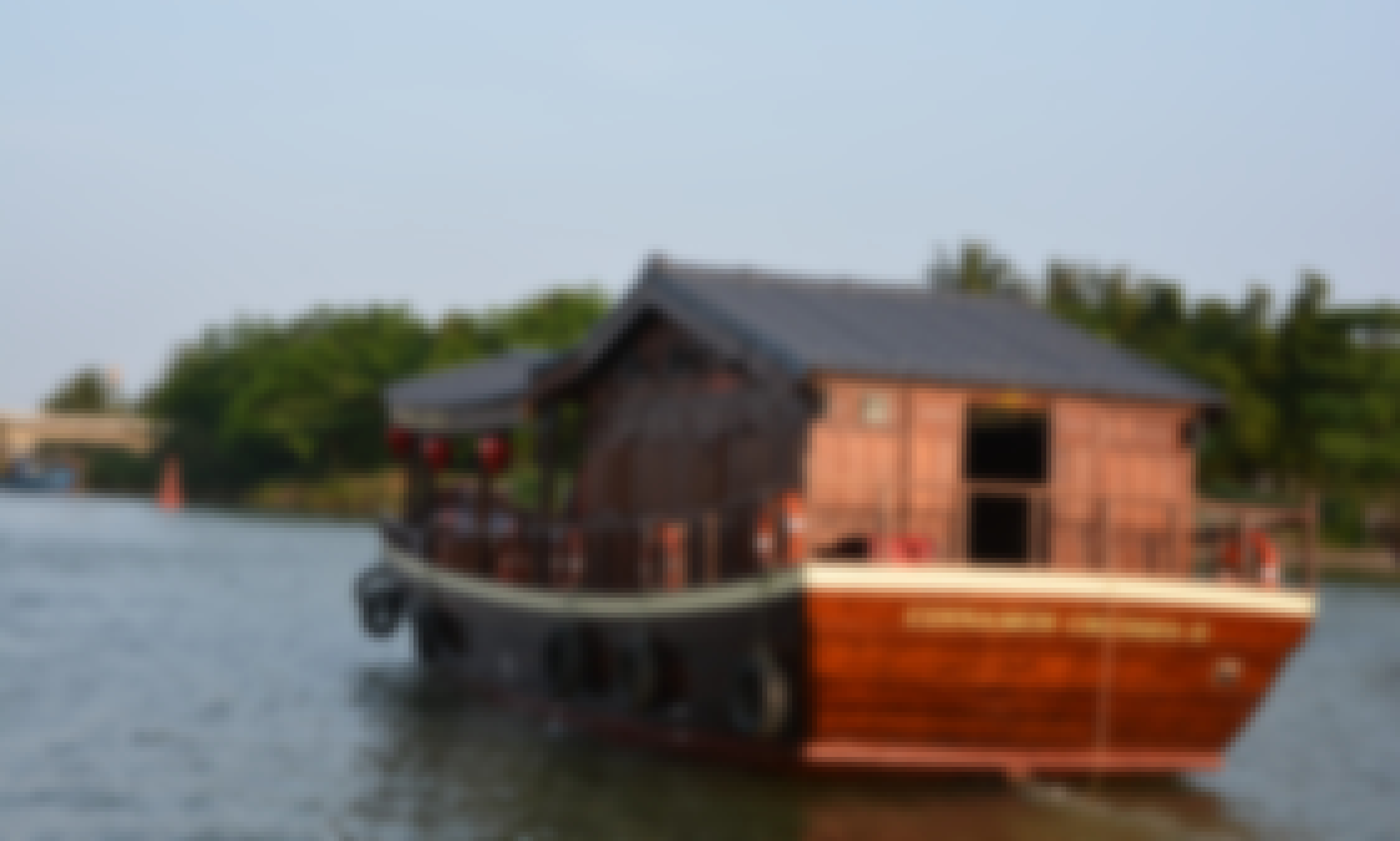 Wooden Boat (24 People Capacity) for Rent in Thành phố Hội An, Vietnam