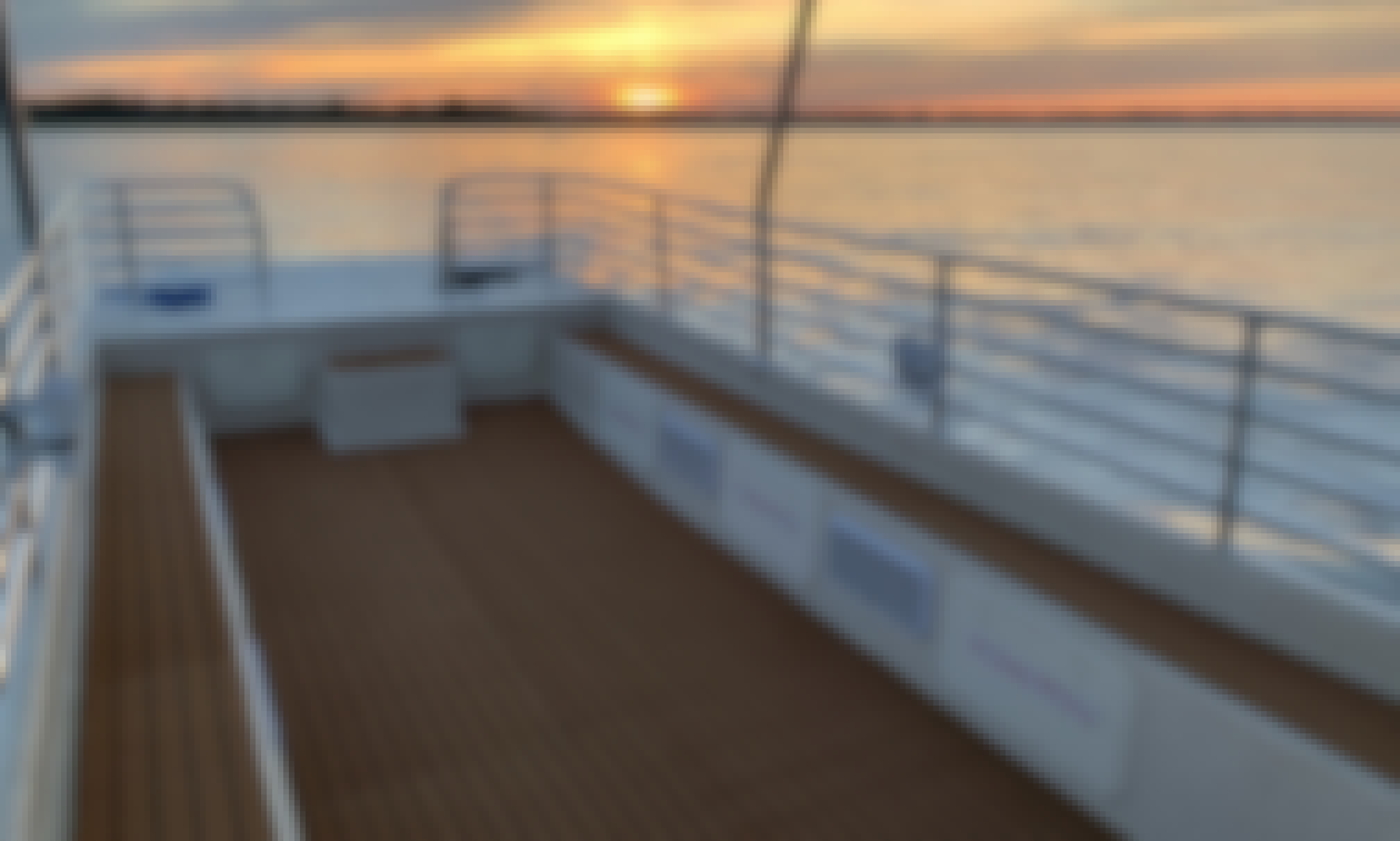 Private Charleston Sunset Boat Tour for up to 15 guests!