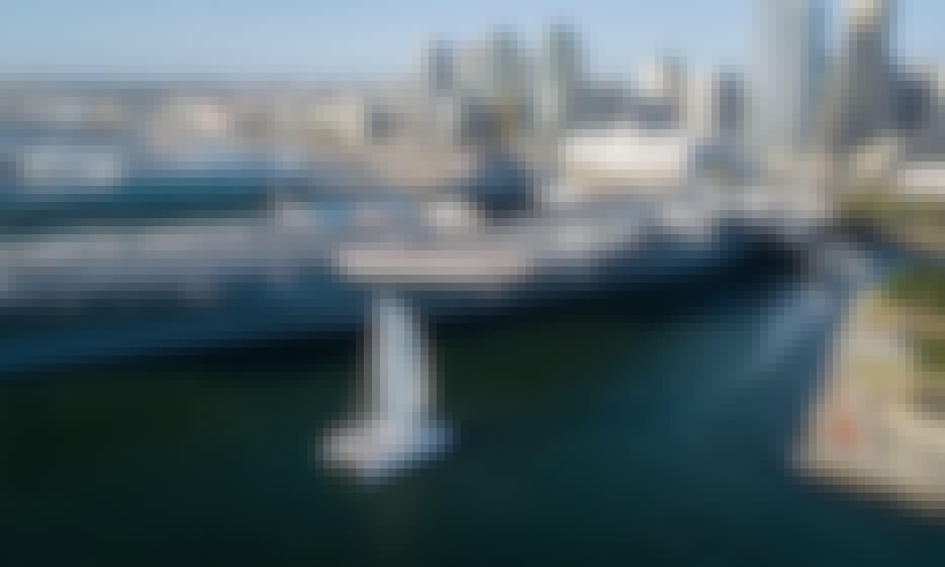 Aolani Catamaran private charter in San Diego