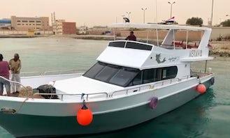 Diving Boat in Hurghada