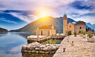 Rent Jeanneau Cap Camarat 7.5 CC and explore Boka Bay in Montenegro