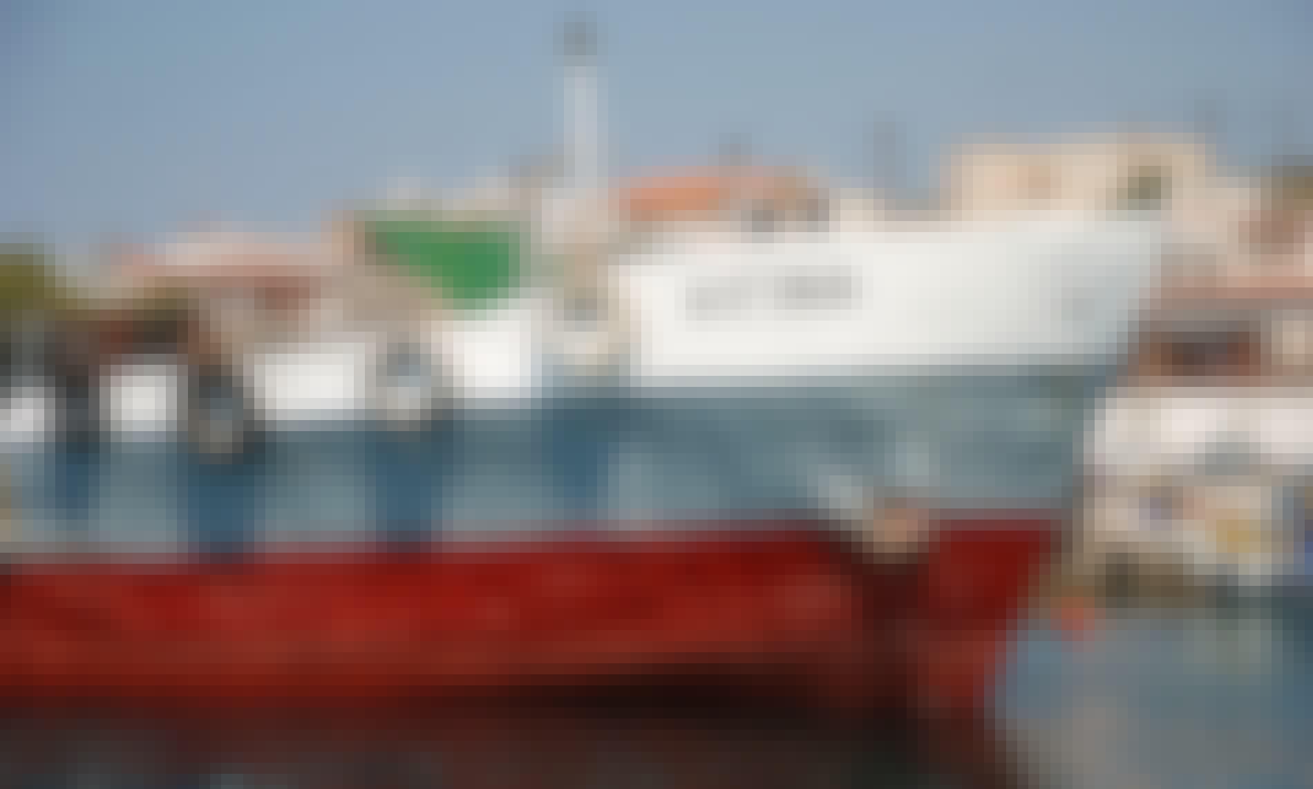 Daily Trip from Athens to Agistri - Aegina - Perdika and Moni Island