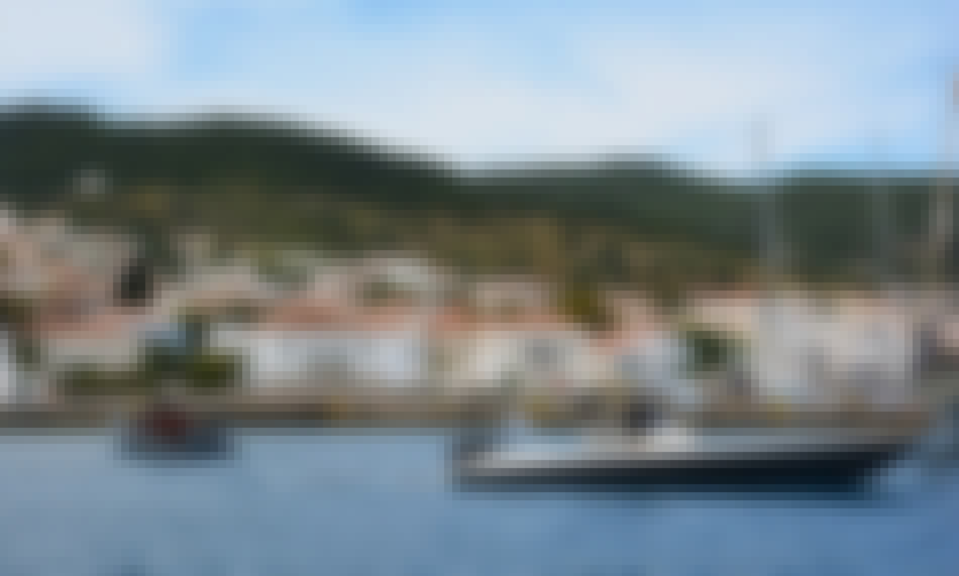 Daily Trip from Hydra to Spetses Island