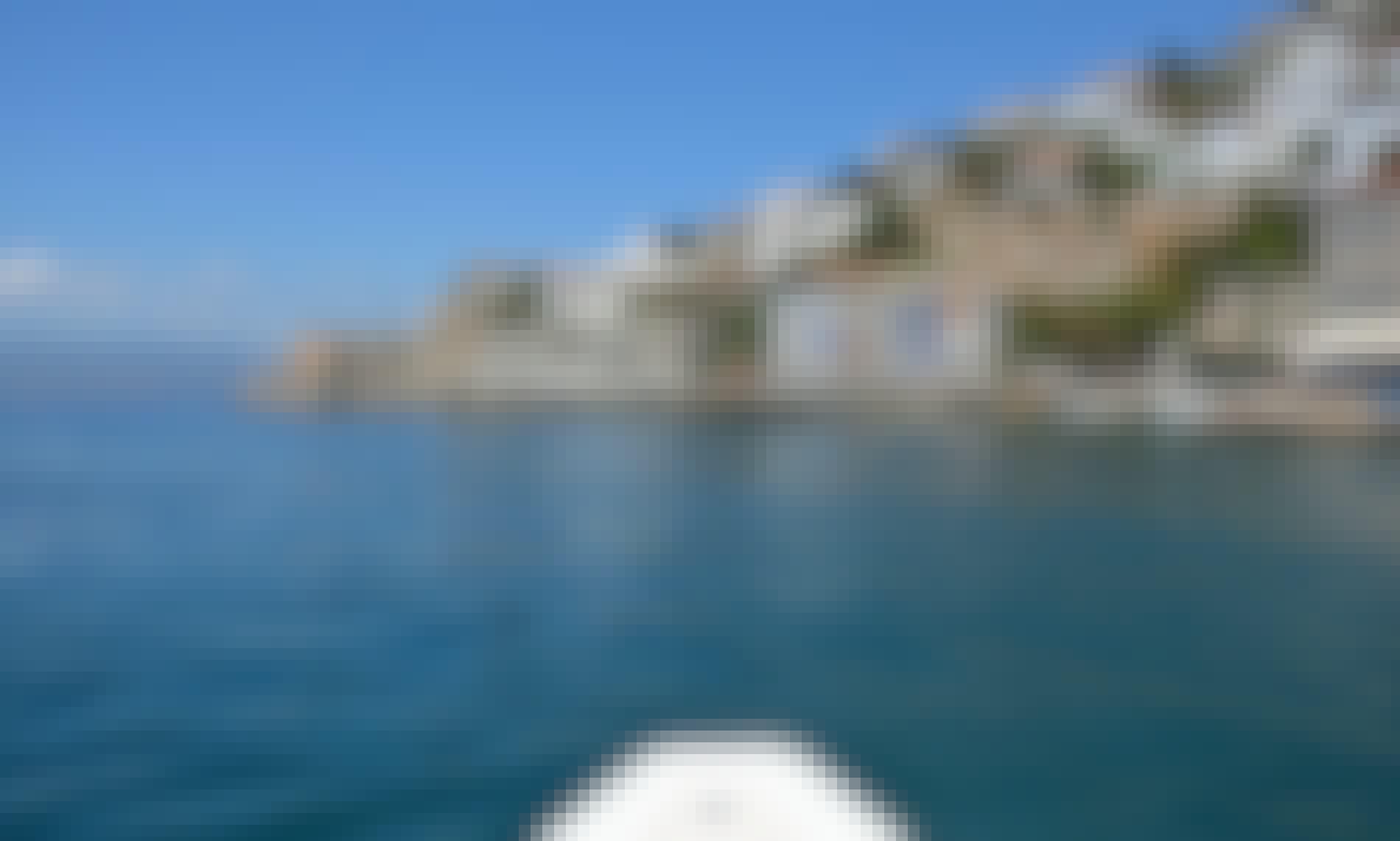 Daily Trip to Hydra round the Island