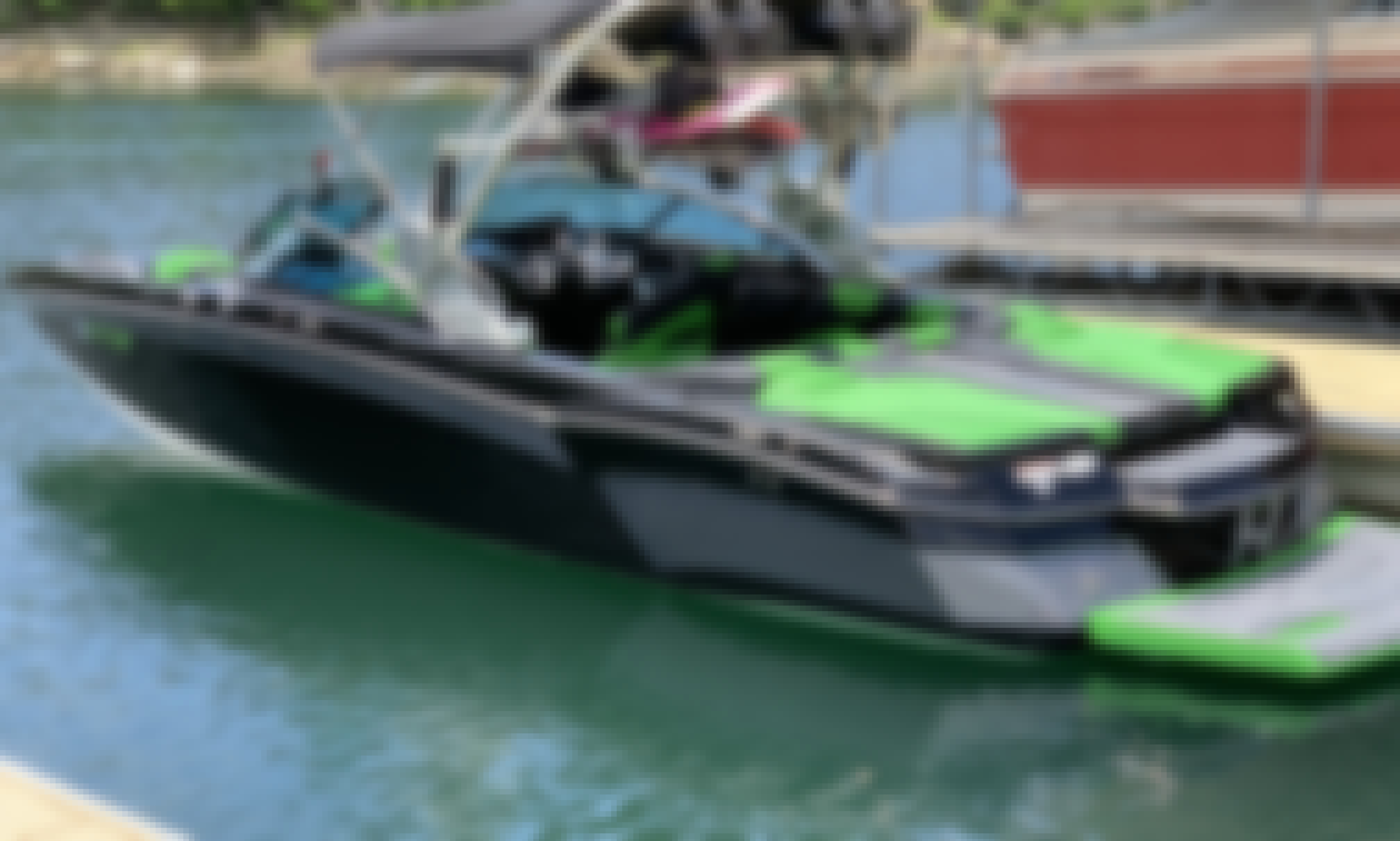 Wakeboard And Surf This Beautiful MasterCraft X Star On Lake Travis!