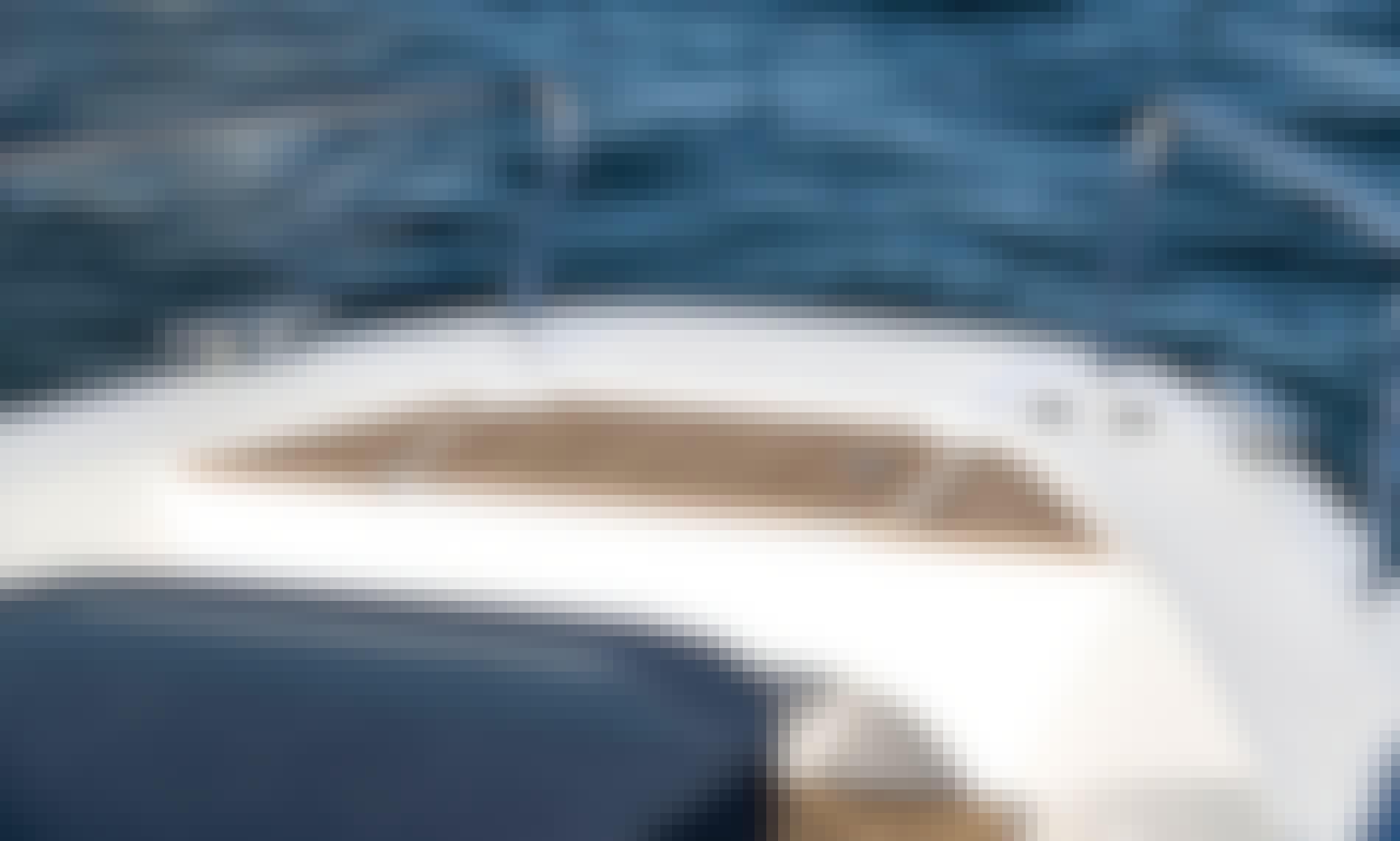 Nimbus T11 – 2x300HP V8 Verado