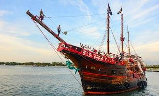 6 1/2 Pirate Ship Tour In Puerto Vallarta