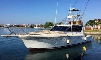 46ft Maragogi Mares Speedboat Rental in Arraial do Cabo or Búzios, Rio de Janeiro