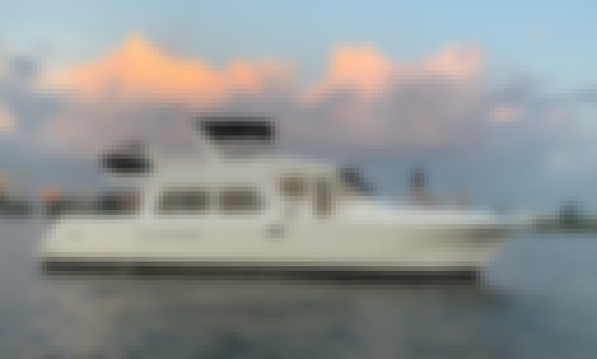 Ultimate Luxury Yacht - With Jetski - Perfect for family Getaways