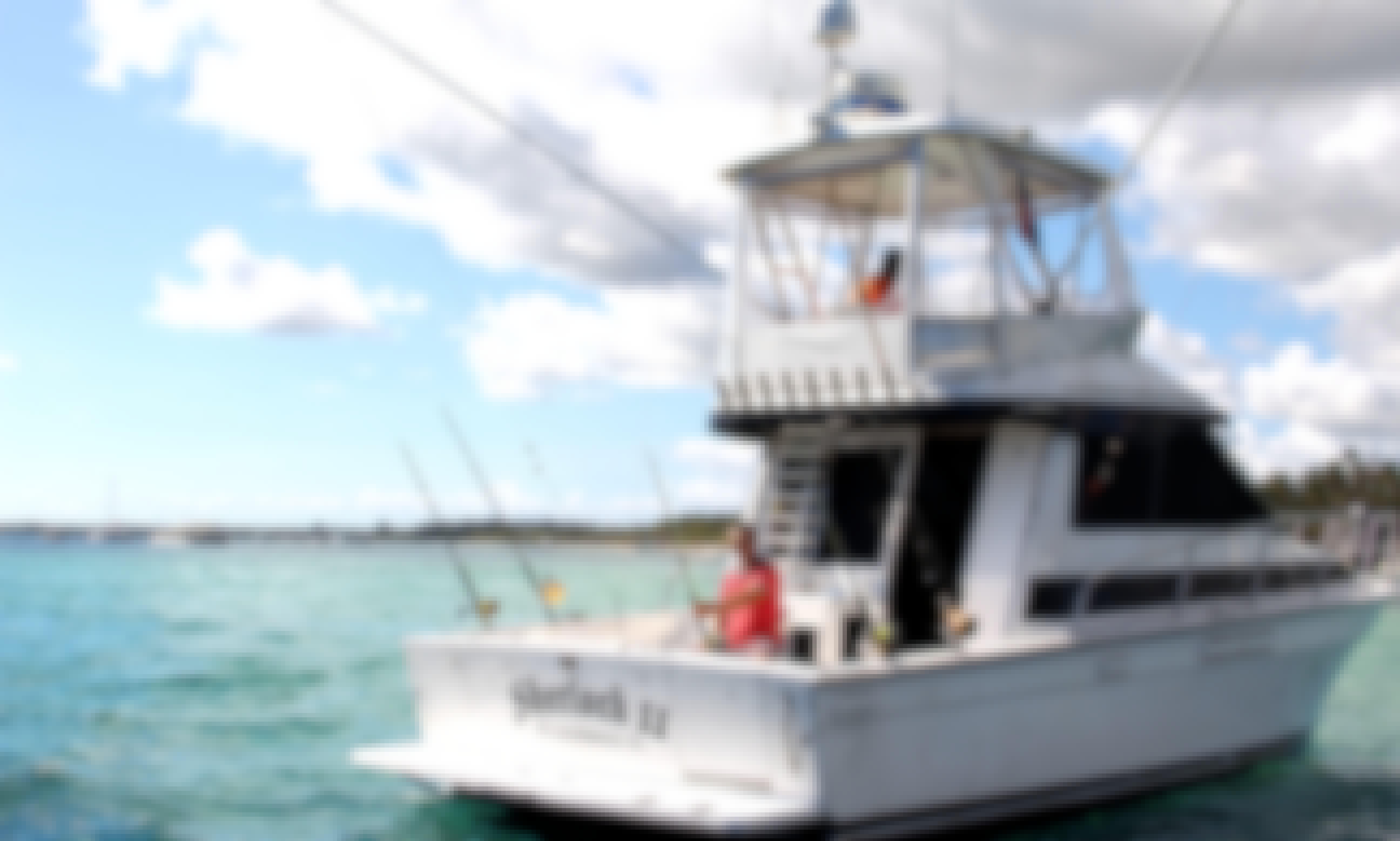 Big Marlin Charters fishing Punta Cana