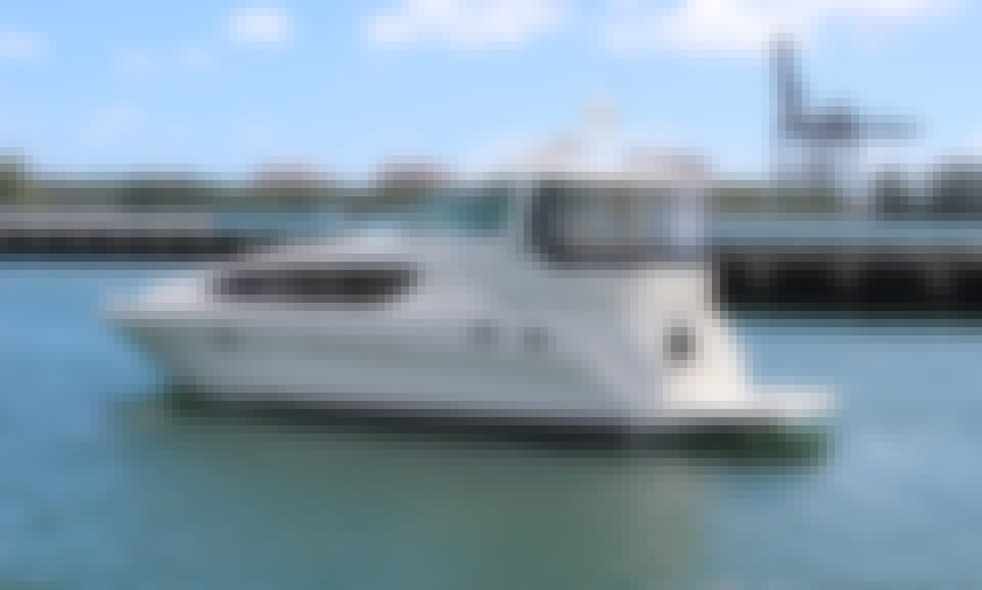 42' Sea Ray Motor Yacht Rental in North Miami, Florida