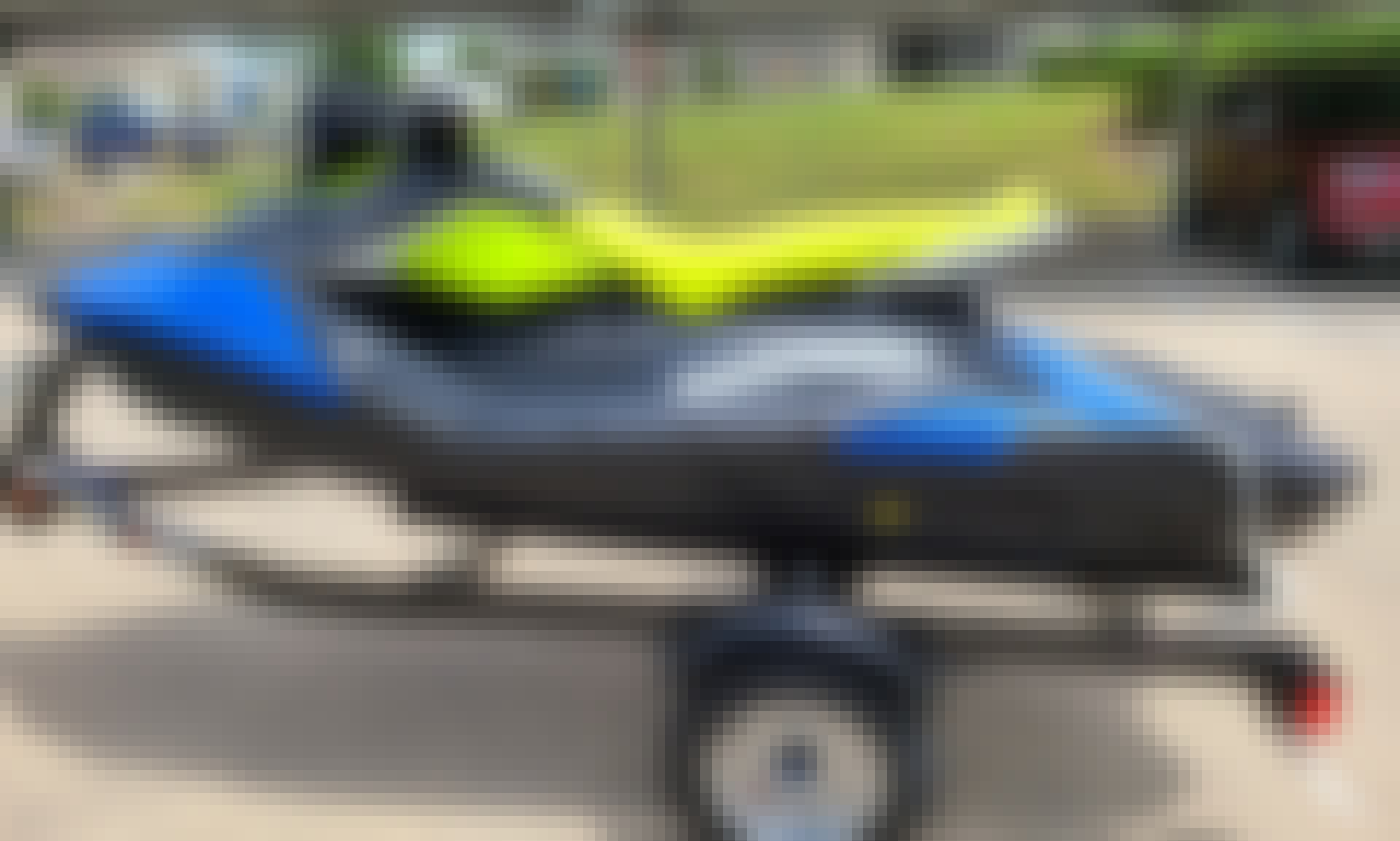 2020 Seadoo Spark 3up with Bluetooth Stereo & IBR