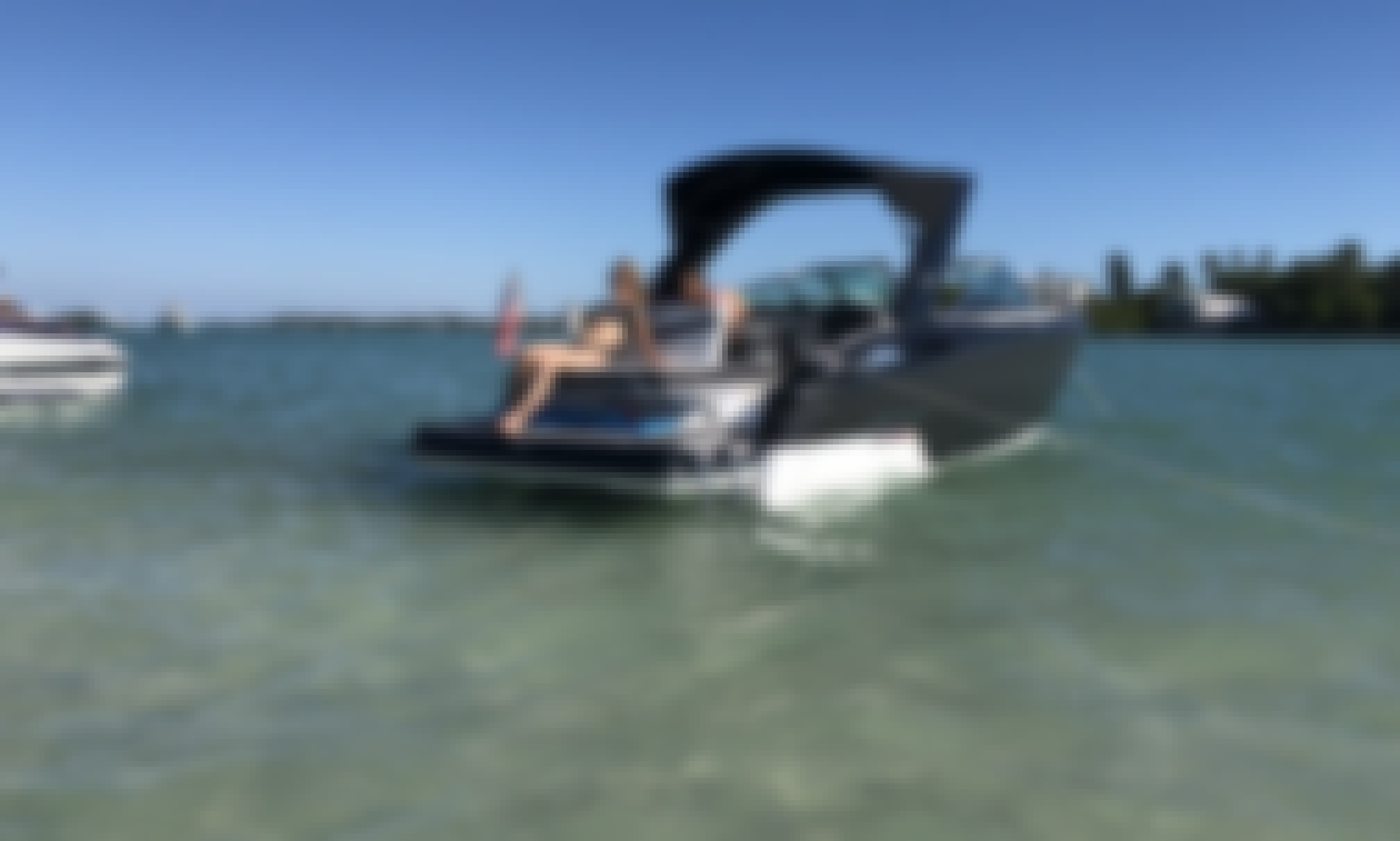 Amazing Monterey 27ft Ideal for families in Tarpon Springs / Clearwater