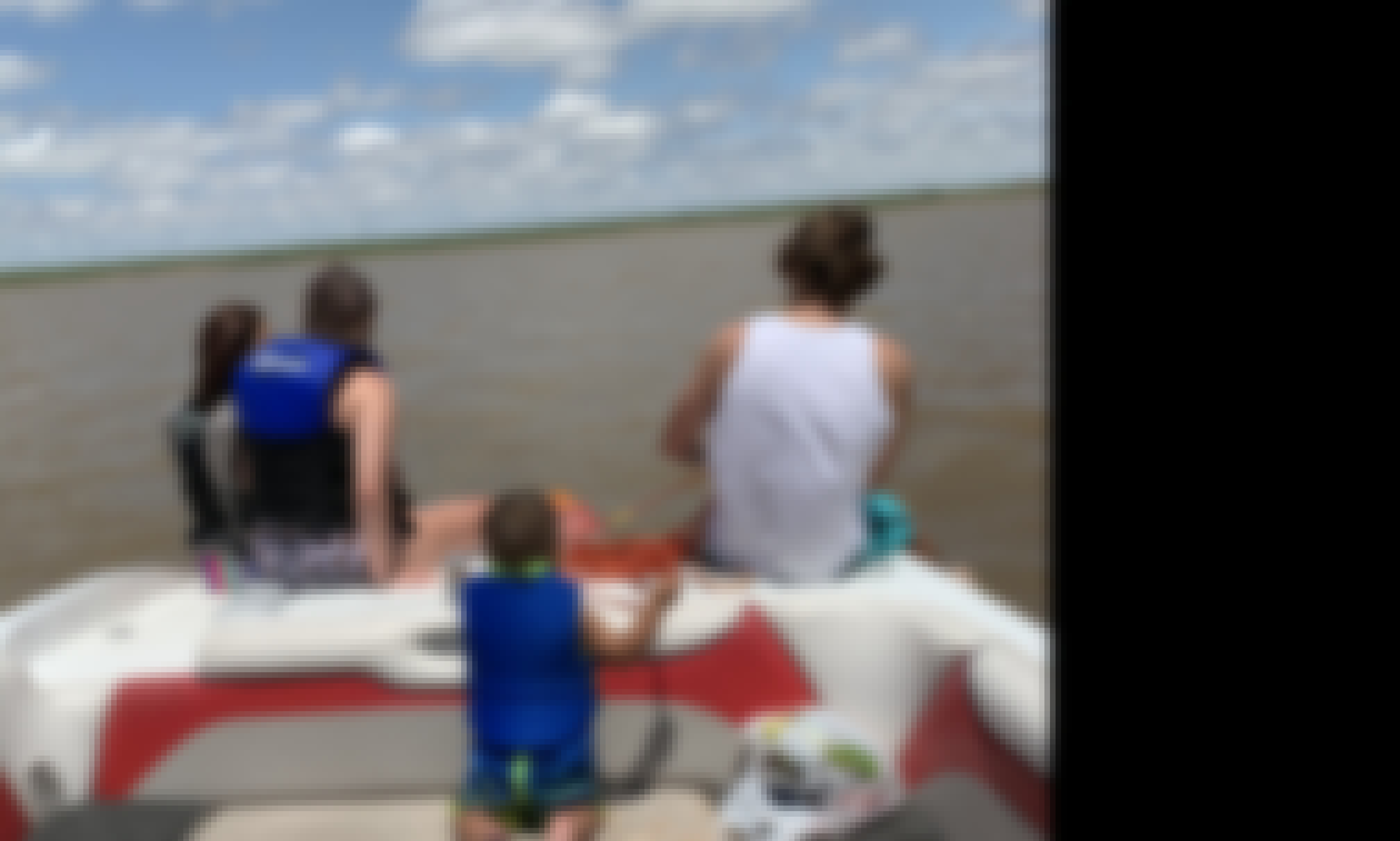Rent this Tigé boat in Big Spring, TX