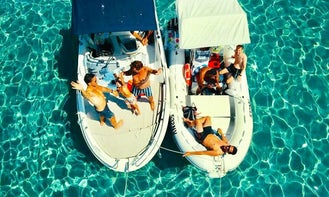 Boat Rental (6 People Capacity) with or without Skipper in Novalja, Croatia