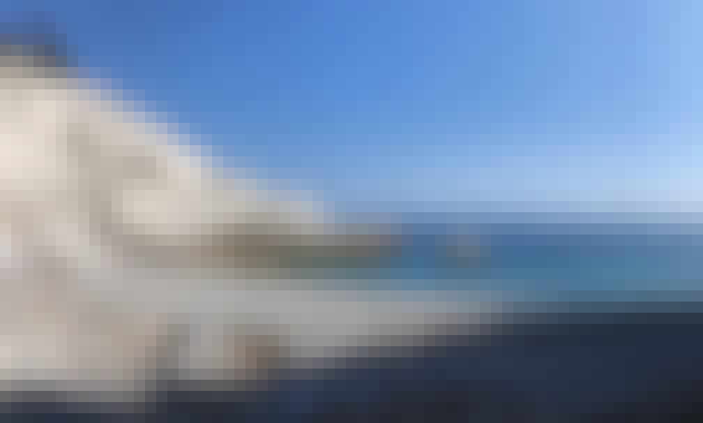 Rent 5 Person Boat and Explore Mt. Pelion Beaches!