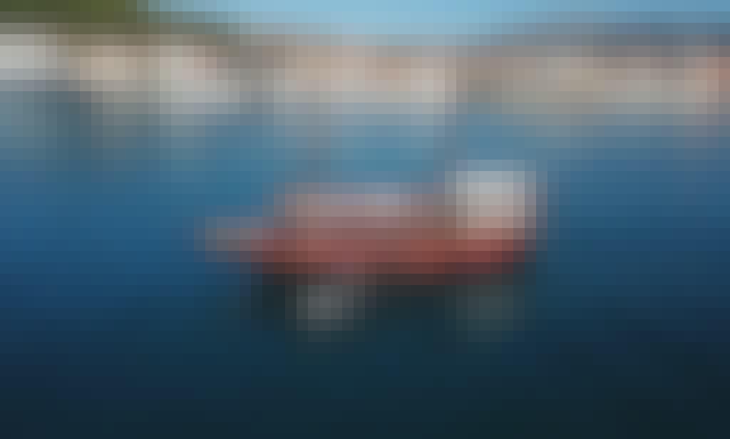 Pirate And Glass Boat Tour Around The Adriatic Coastline