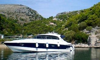 Elan Power 35 Marta II Motor Yacht Rental in Pirovac, Šibensko-kninska županija