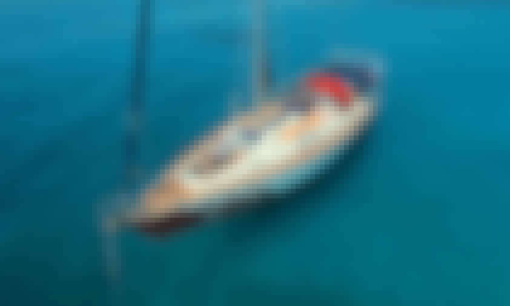 Vitamin Sea - sailboat for charter in Paros
