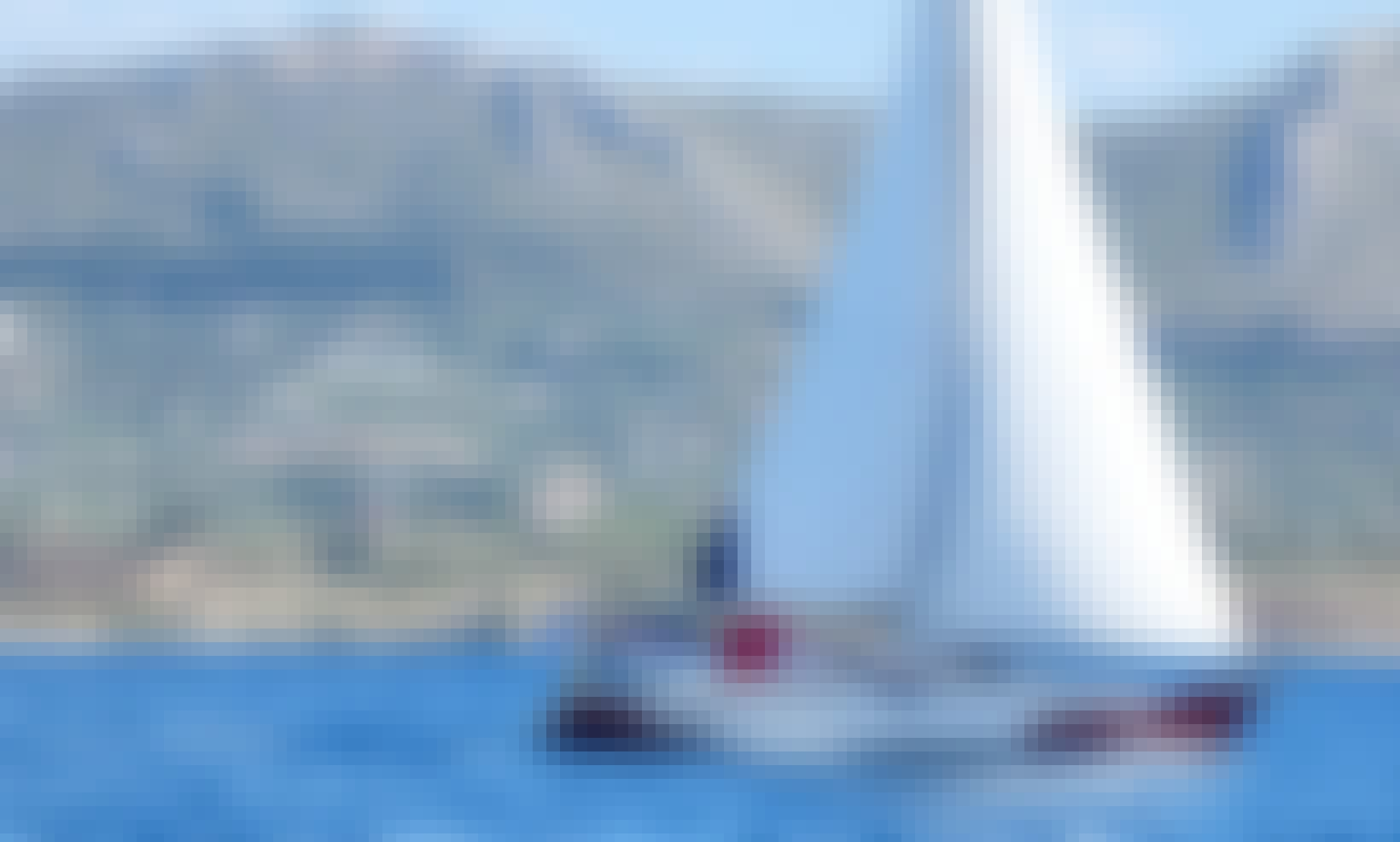 ALL INCLUSIVE price - sailboat for charter in Athens
