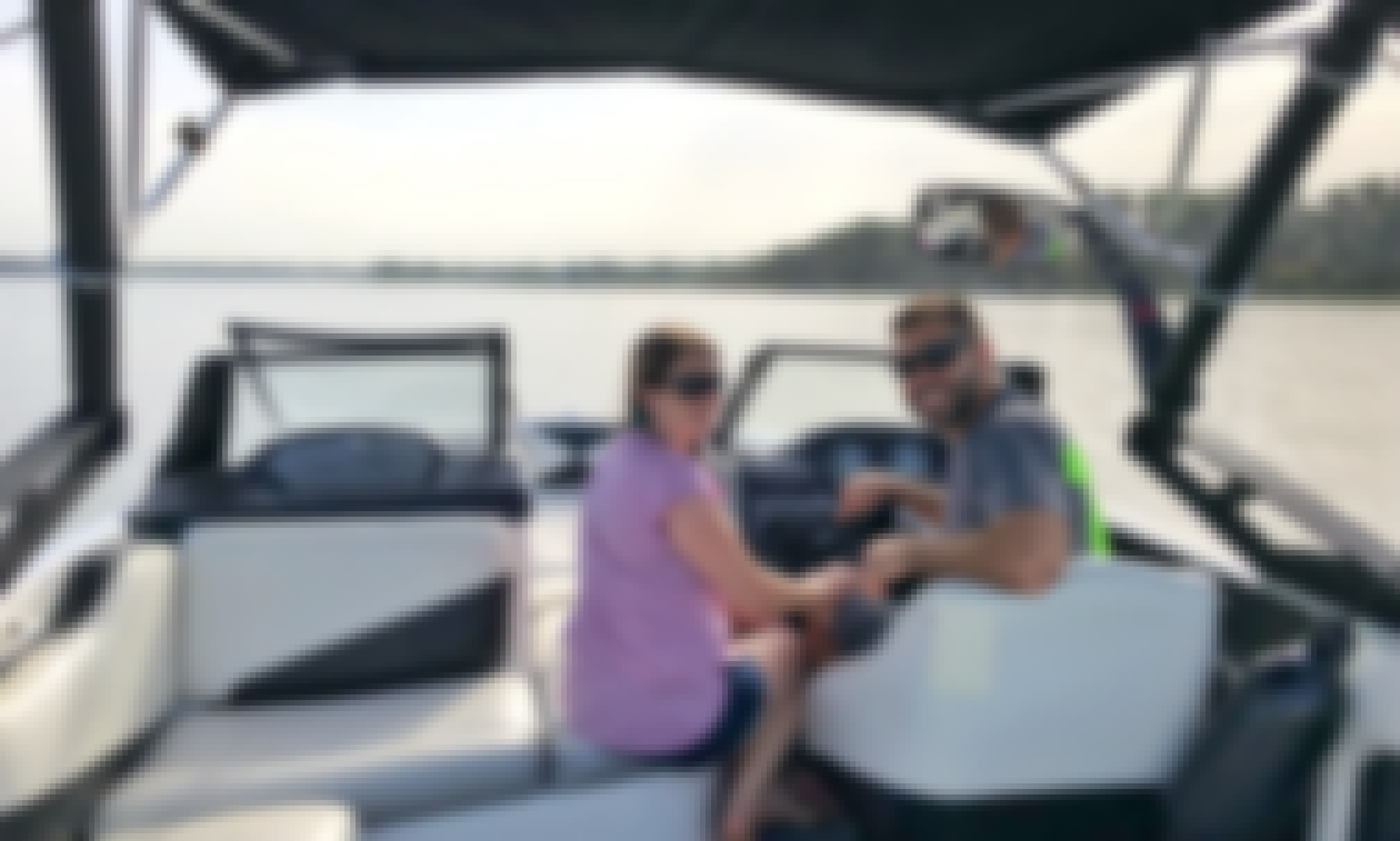 11 People Wakeboat for Rental in Windermere