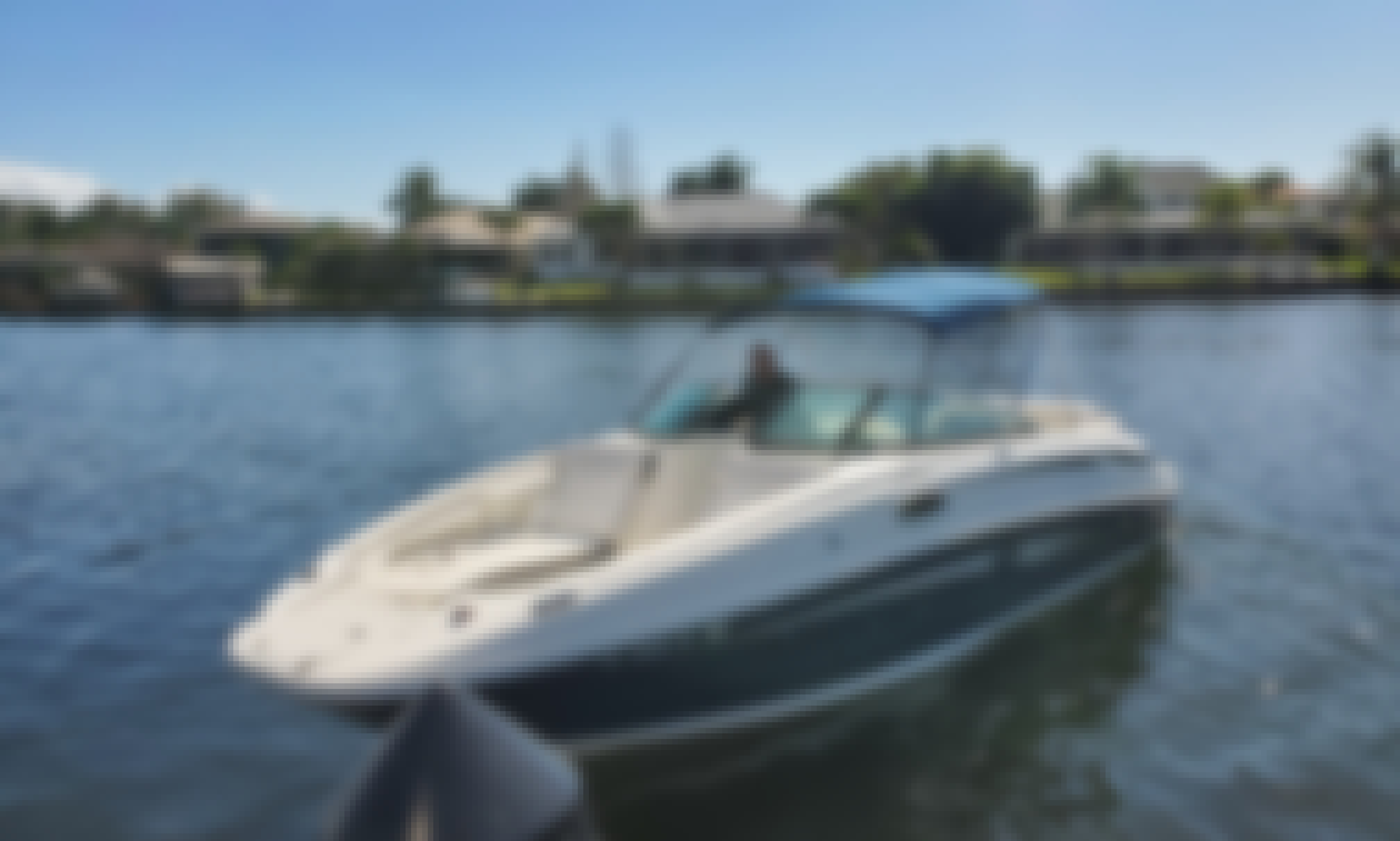 Sea Ray 260 Deck Boat for rent in Cape Coral