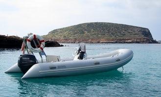 Brig Falcon 500 RIB Boat Rental in Tivat, Montenegro!