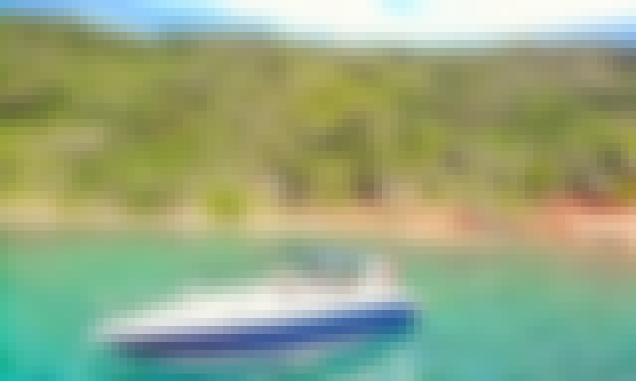 38' Ragazzo Runner Speedboat Rental in Rio de Janeiro, Brazil