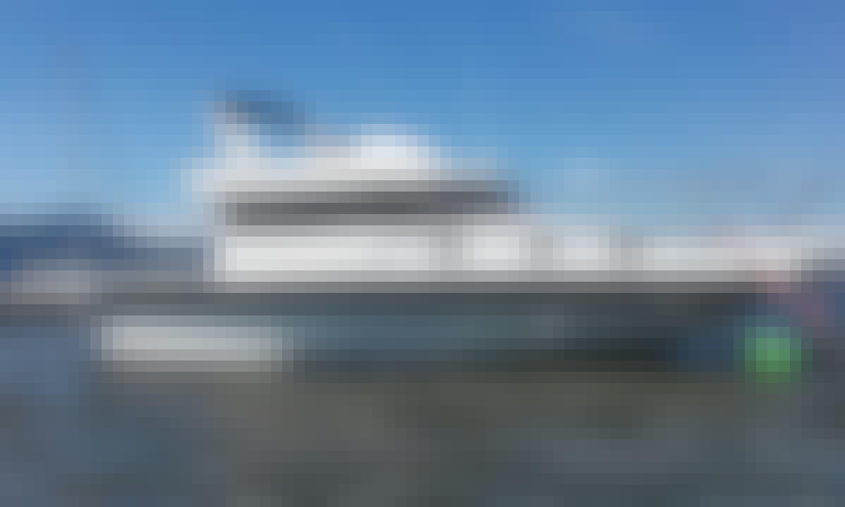 32' Formosa Cobra Capri Speedboat Rental in Rio de Janeiro, Brazil