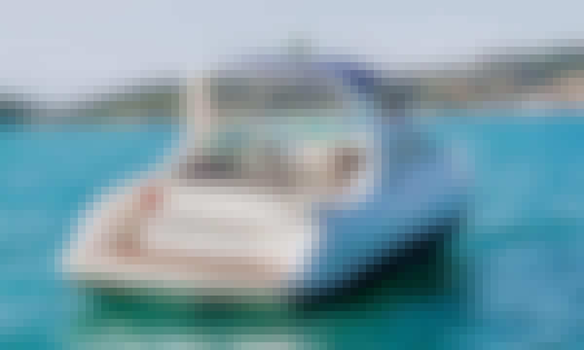 28' Nefertiti Real Speedboat Rental in Rio de Janeiro, Brazil