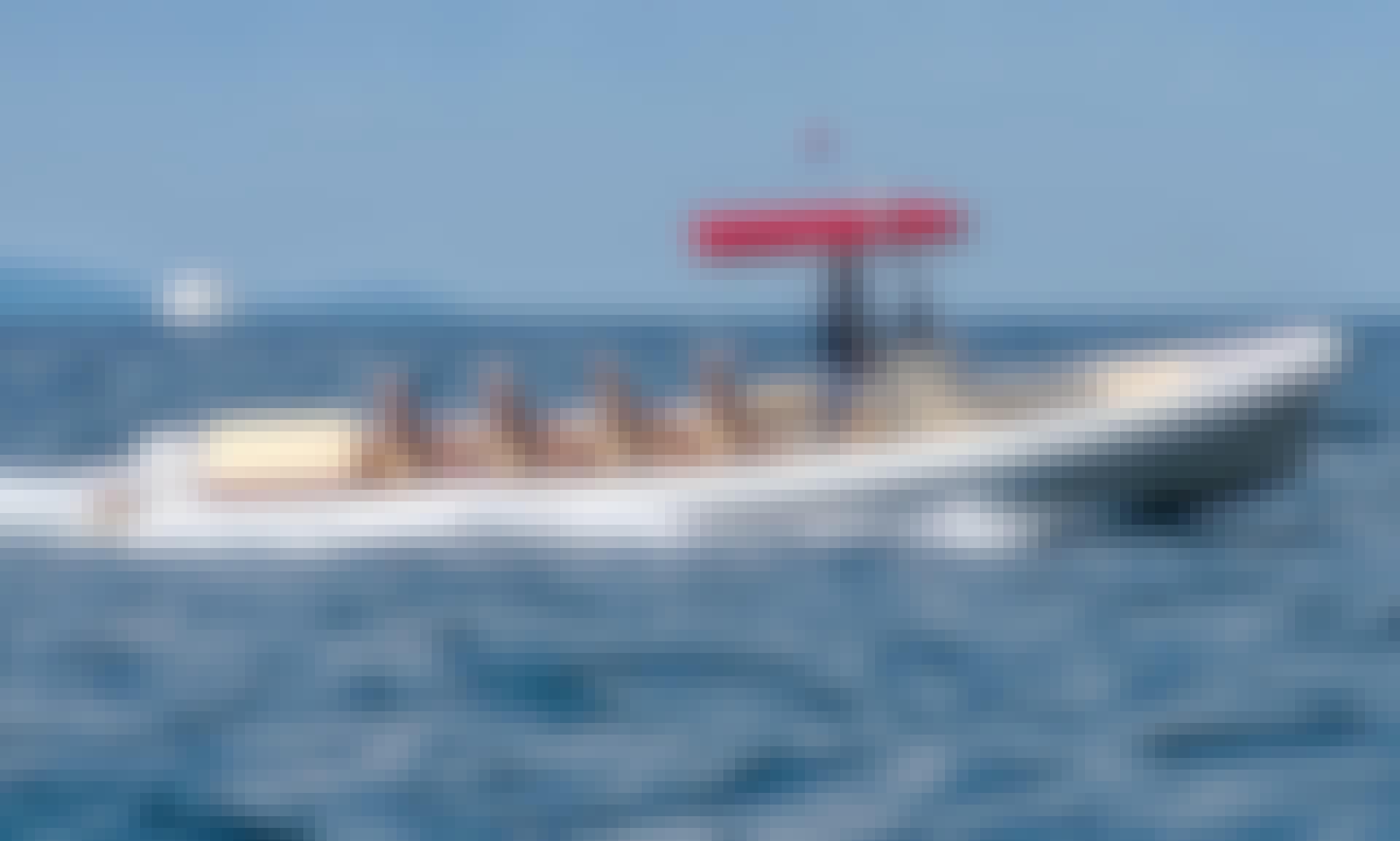 Luxury Speedboat with Skipper in Split!