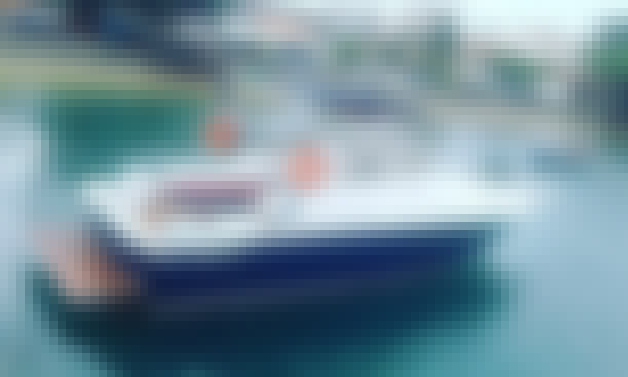 26' Nautilus Cabrasmar Boat Rental in Rio de Janeiro, Brazil