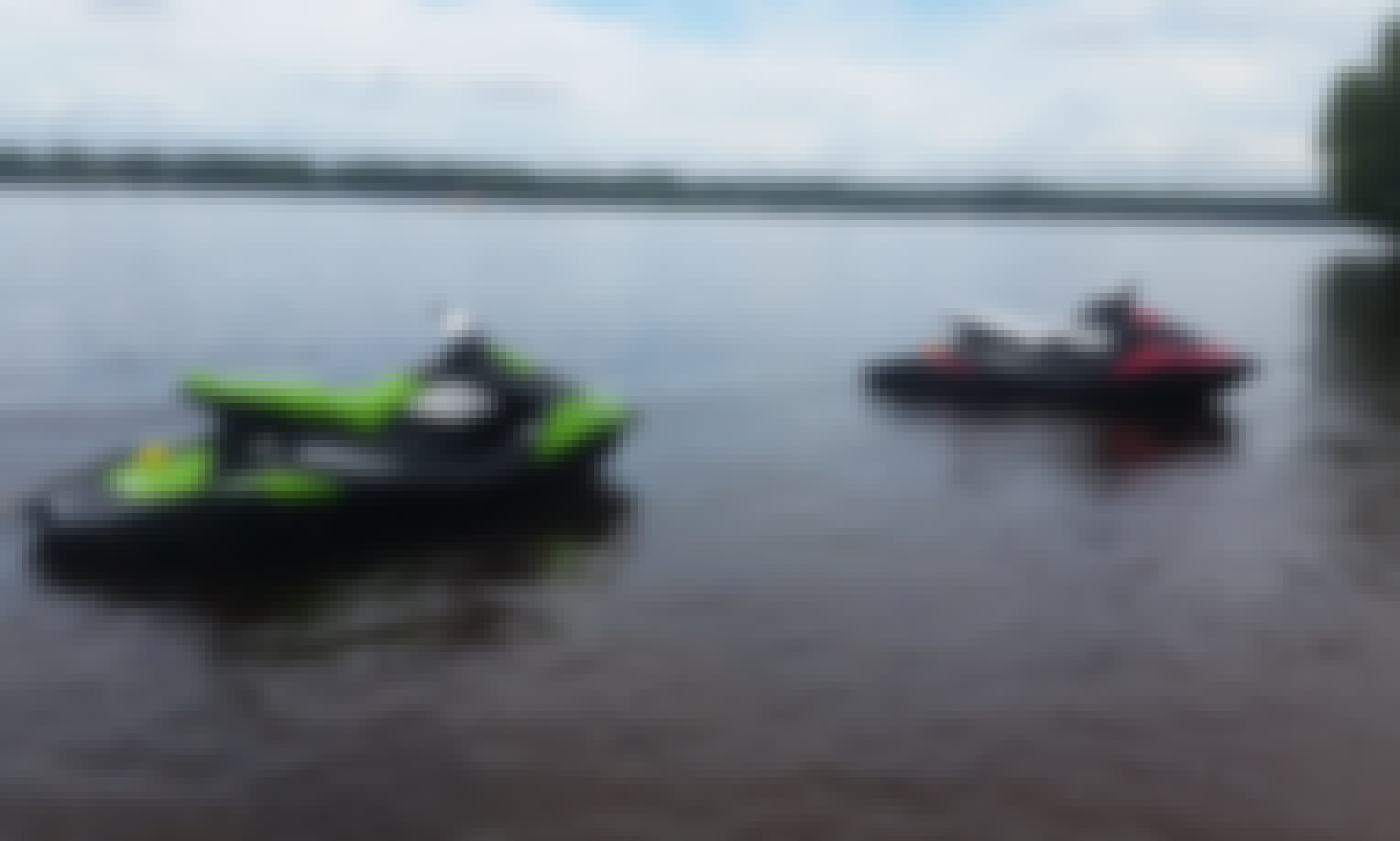 Thrilling Sea-Doo Rental on Lake Norman