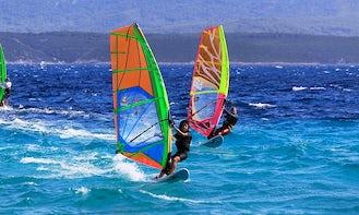 Windsurfing Course for Beginner and Advanced Level in Bol, Splitsko-dalmatinska županija
