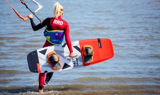 Kiteboarding - Group and Private Lesson in Bol with IKO Licensed Instructor!