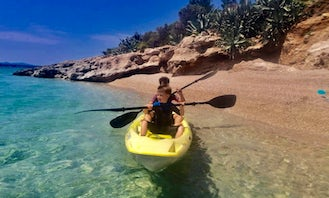 Hourly and Half Day Kayak Rental in Bol