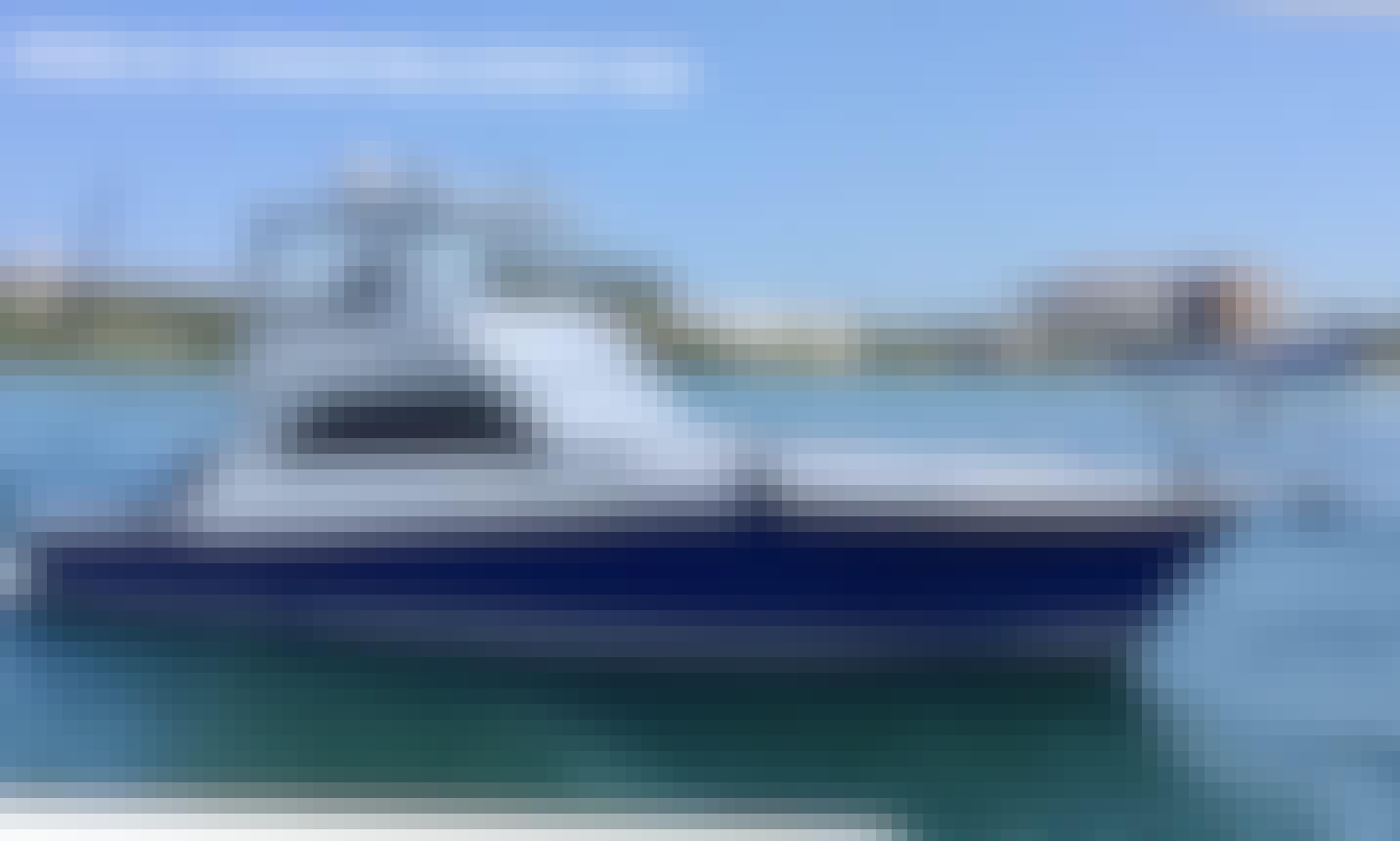Sport Fishing 48ft Yacht Biscayne Bay Cruising🛥