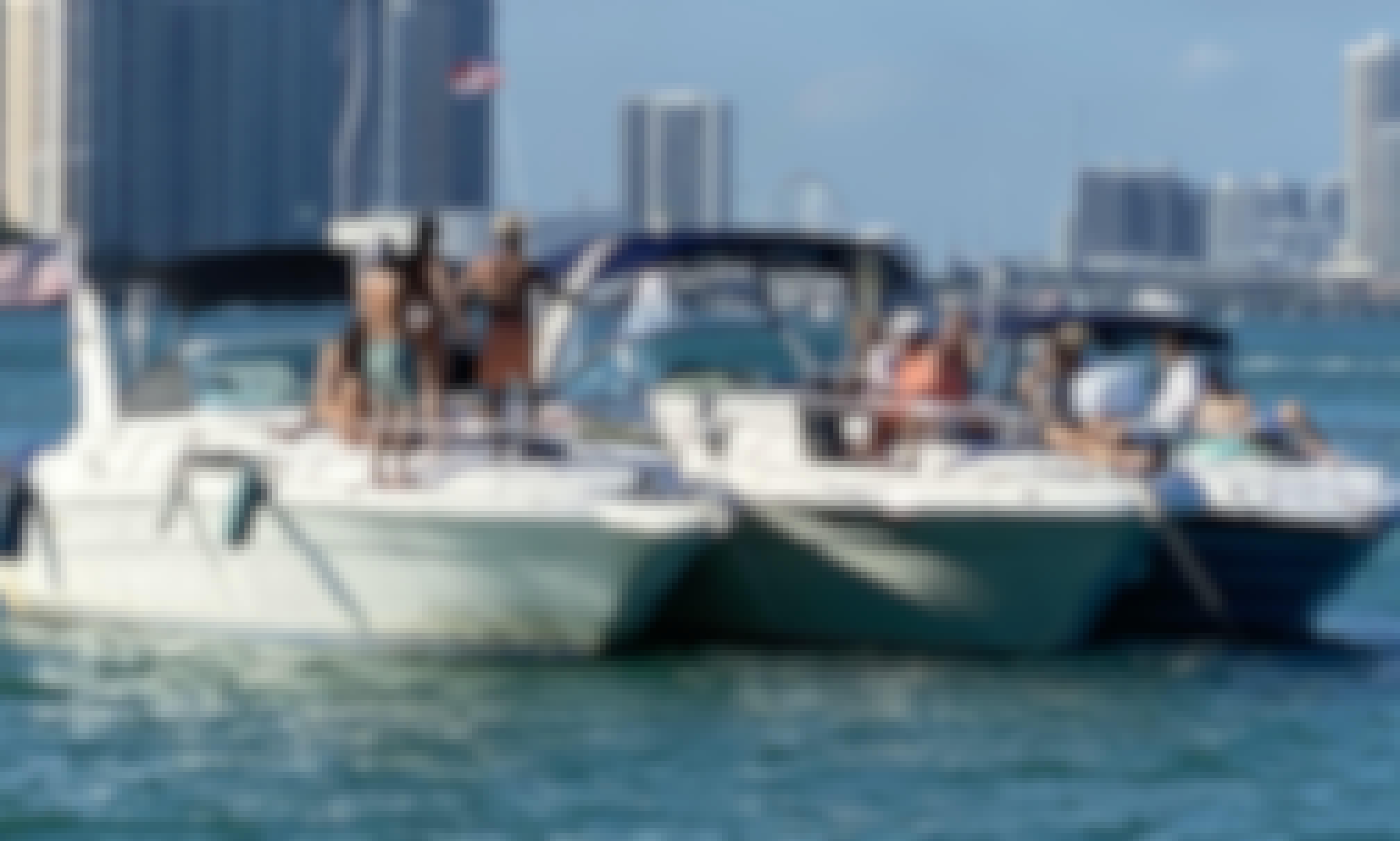 Sand bar or Sunset Mini Cruise