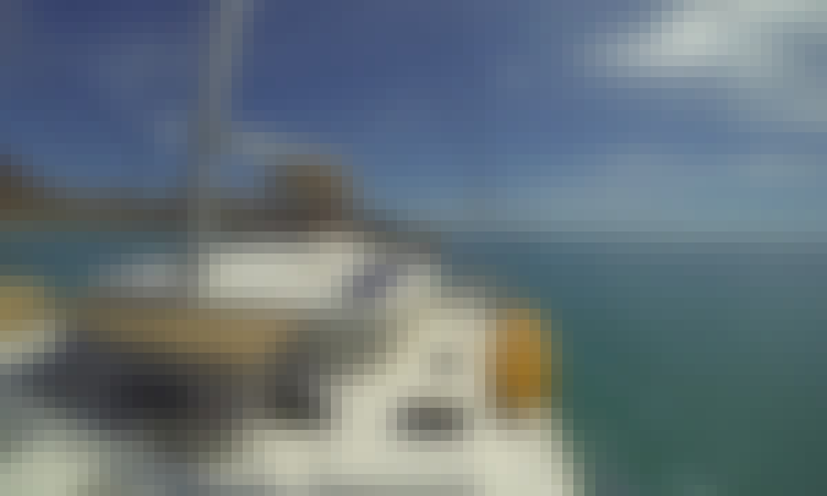 "Overnight Charter on Lagoon 440 Sailing Catamaran ""Sonrisa"" in Baja California Sur"