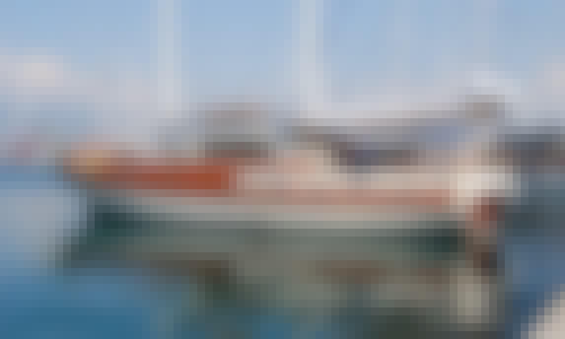 M/S Cemre Mila Sailing Gulet for 8 People in Muğla, Turkey
