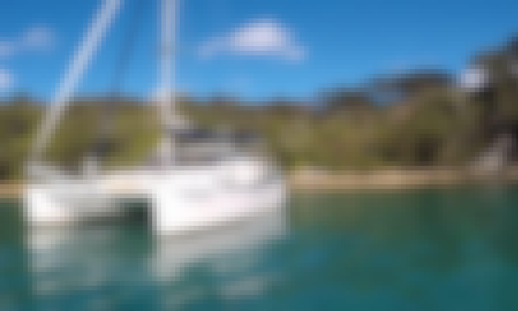 Sailing Sydney Harbour onboard Seawind Sailing Catamaran