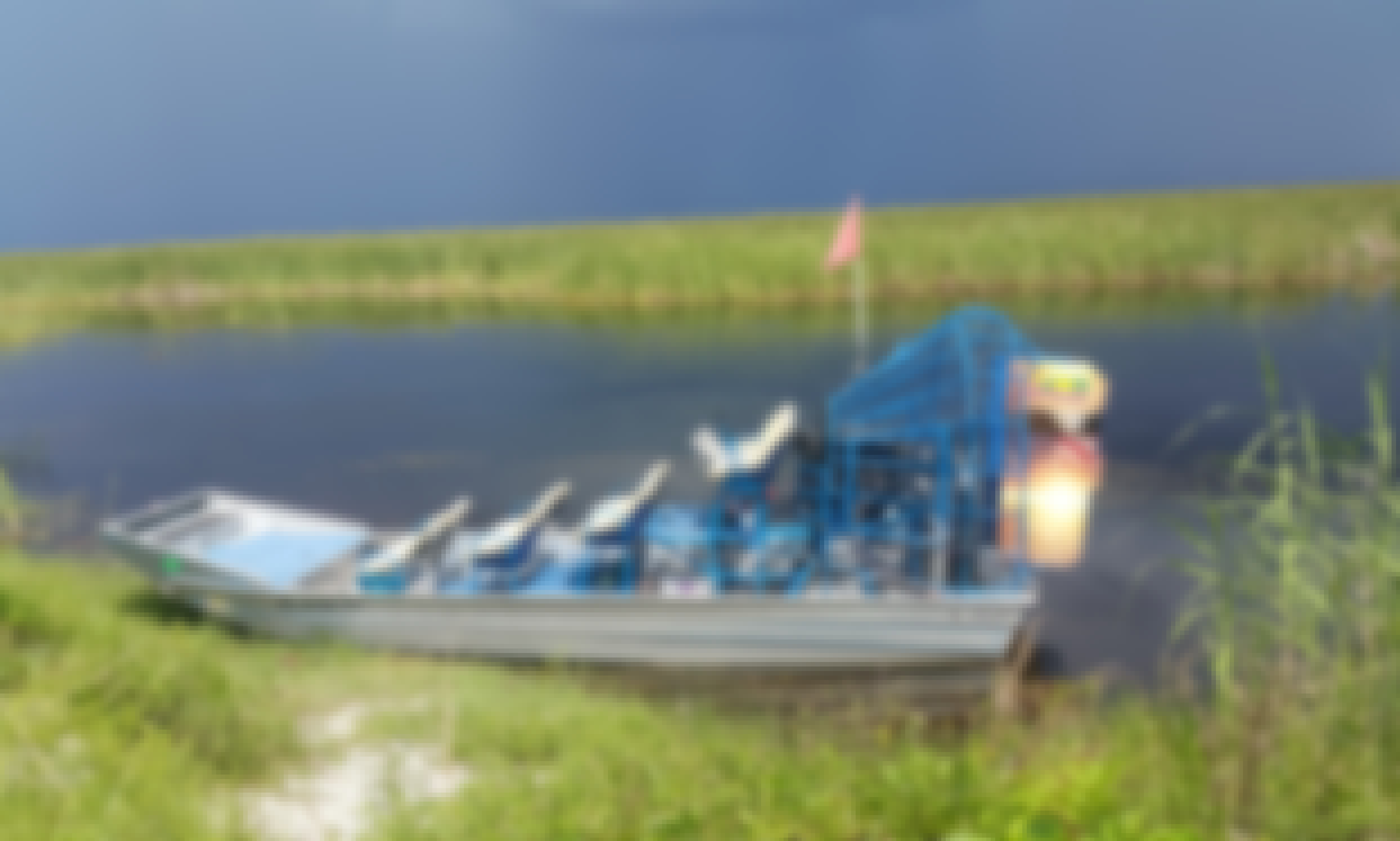 Thrilling Private Airboat Ride in Fort Lauderdale, Florida!