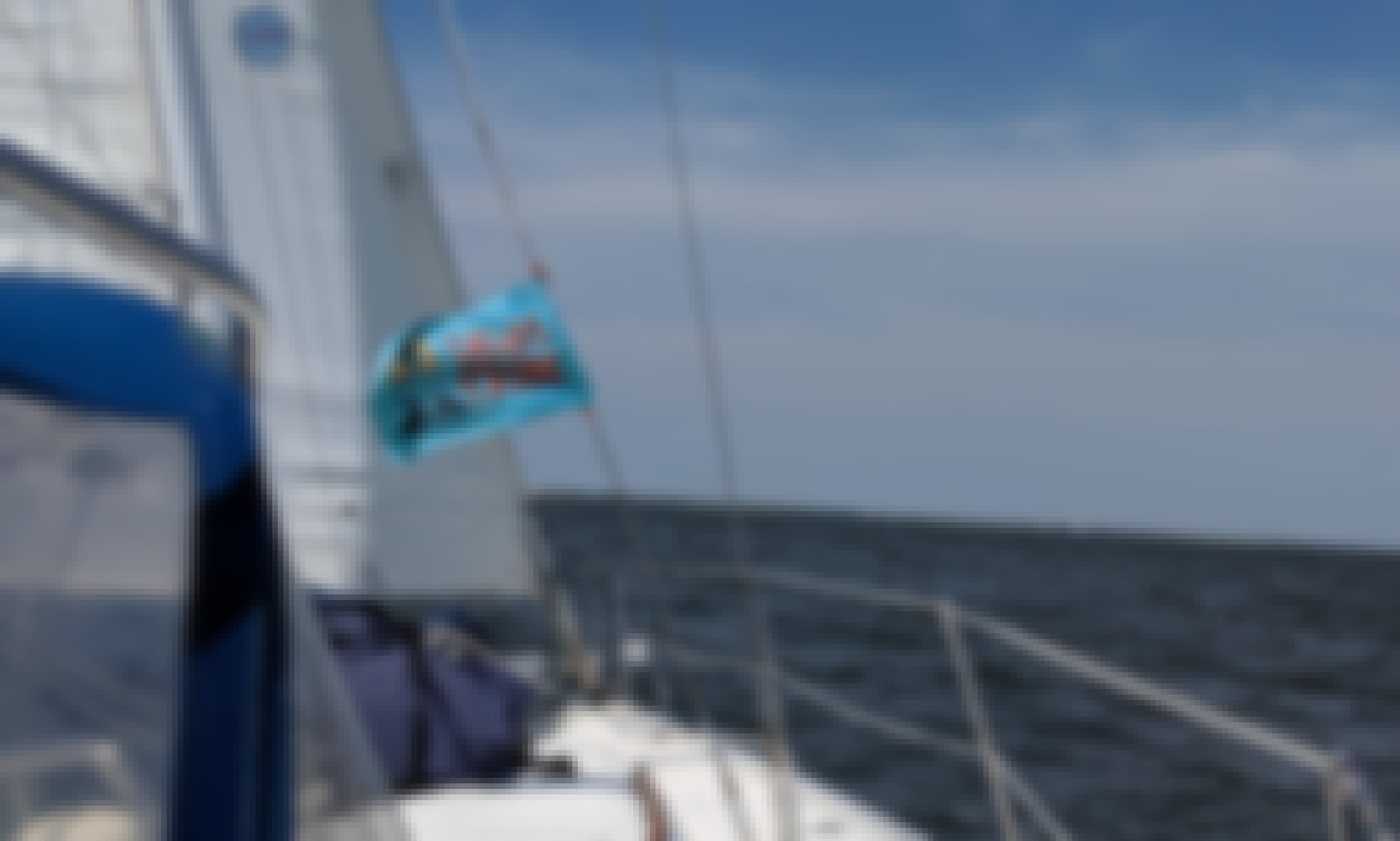 Sail Away Barnegat Bay! Book the 3-Hour Sail Tour with 35' Sailboat