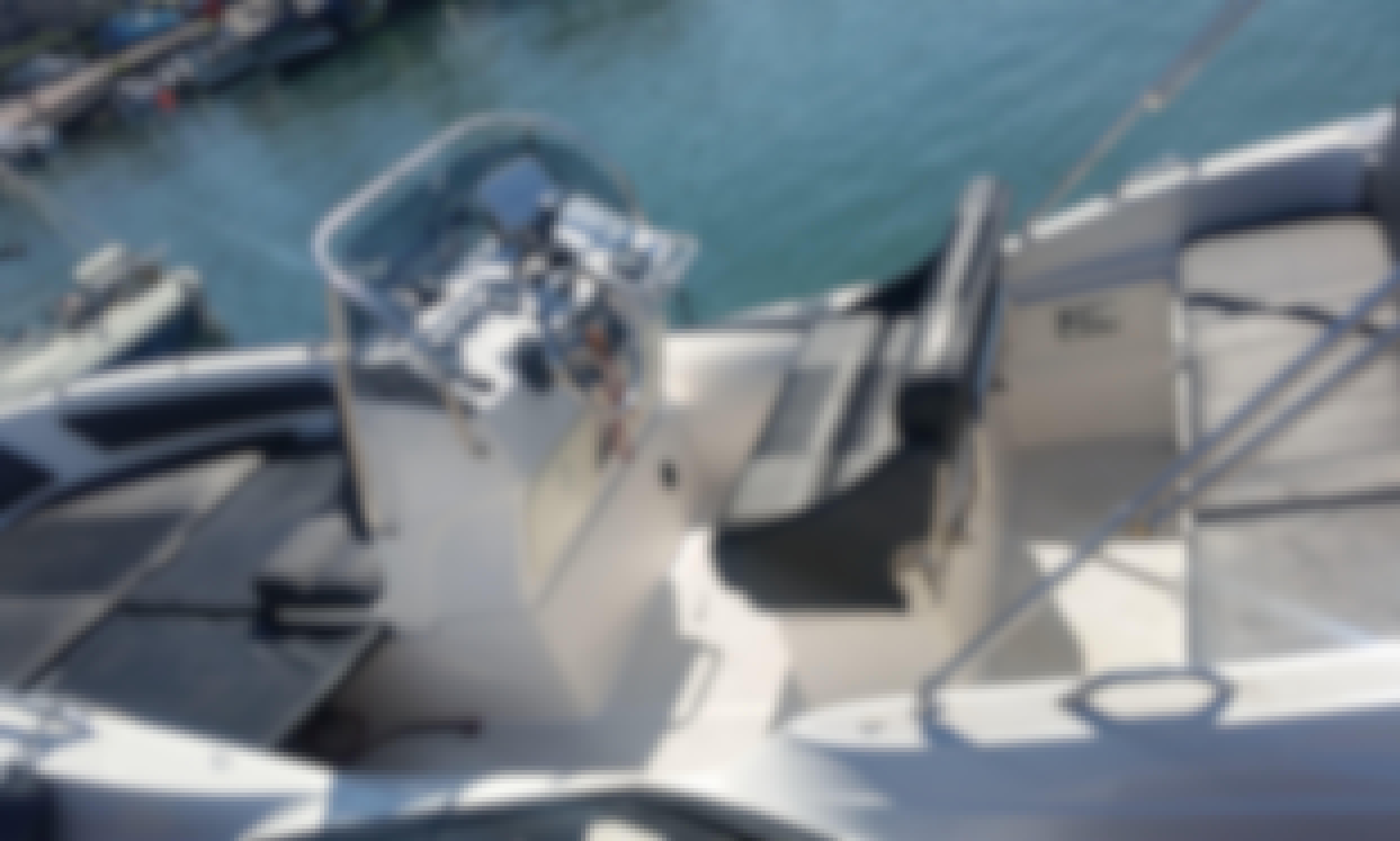 23' Zar Formenti 6.1 Plus RIB Boat in Patitiri Pport