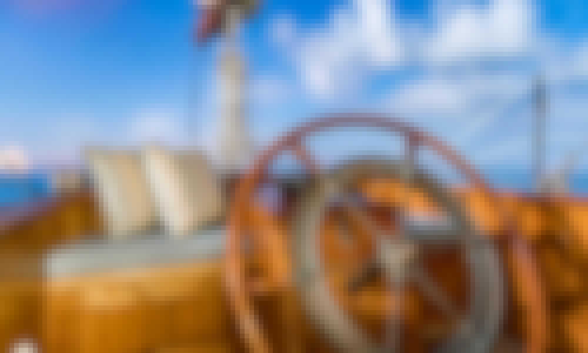 Private Charters on Classic Schooner yacht in Salem, Massachusetts