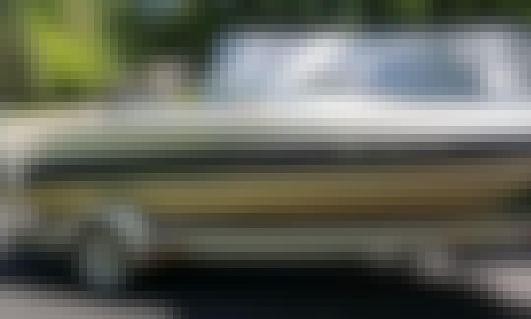 Bayliner Capri 1750 LS Speedboat Rental in Lake Minnetonka