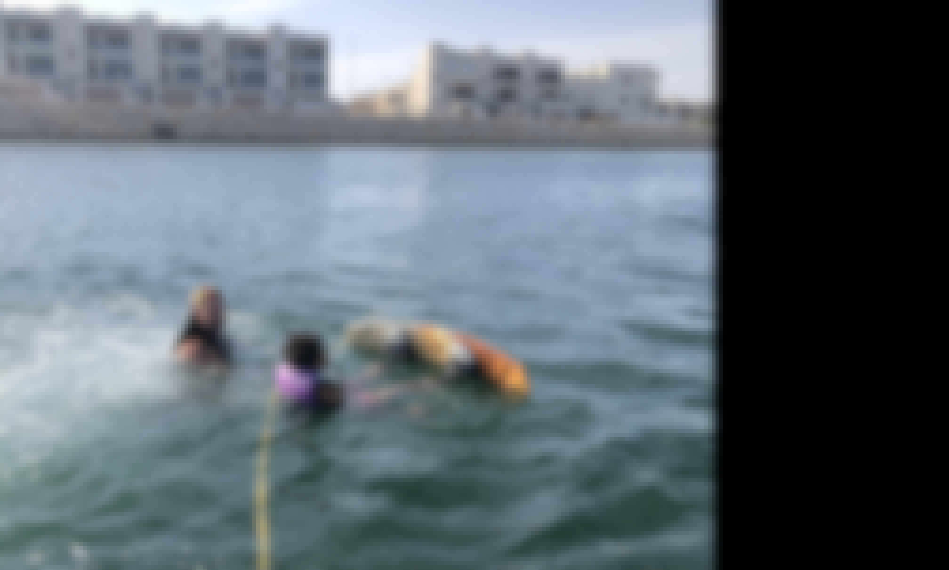 Amazing WaterSki /Wakeboarding Adventure in Hamala, Northern Governorate