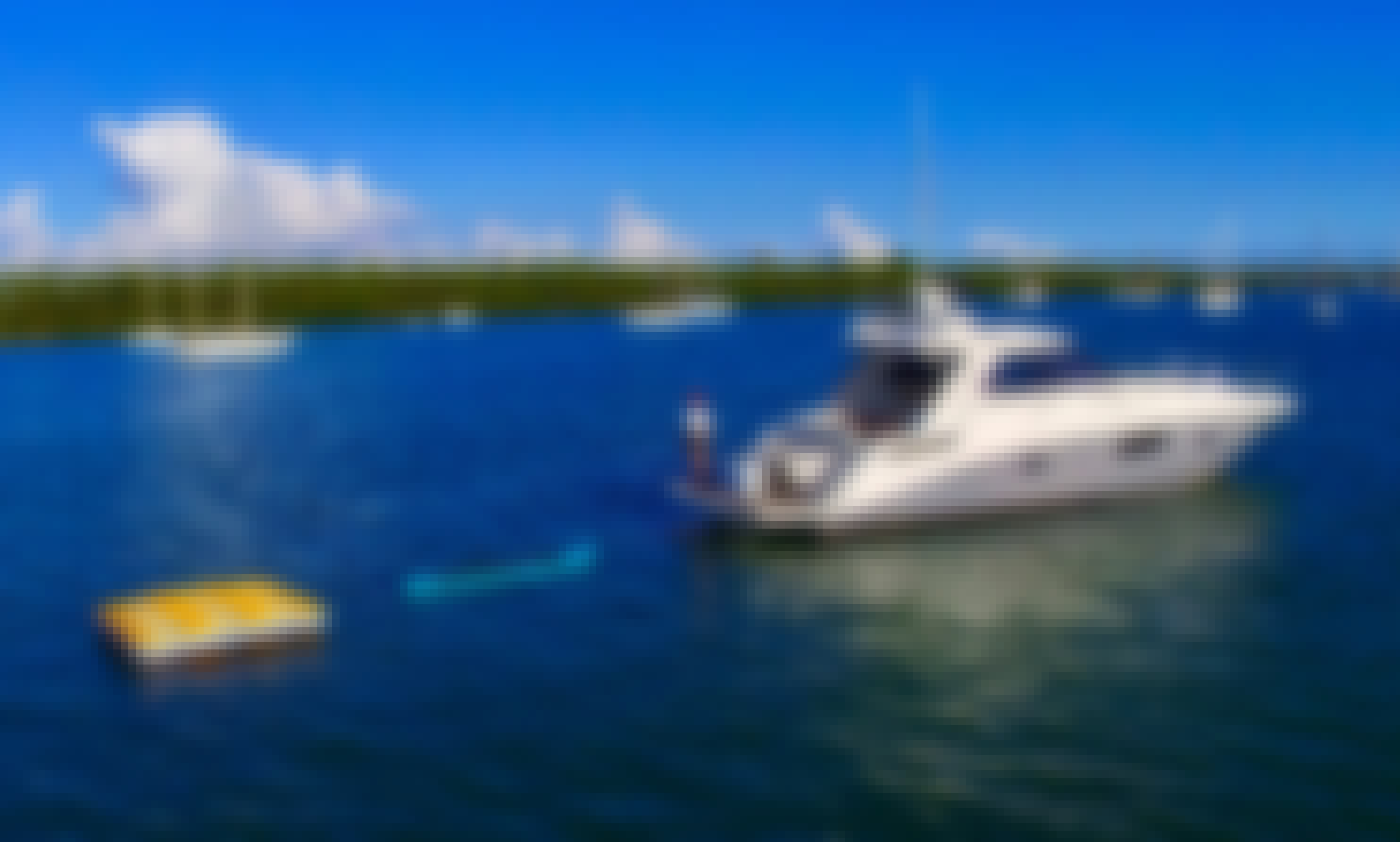 Don't Just Rent a Yacht. Rent a Luxury Yachting Experience! (47' SeaRay) INCLUDES TAX